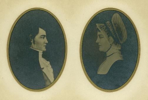 William and Sarah (Vaughn) Hansborough